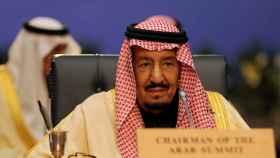 El rey de Arabia saudí Abdulaziz bin Salman.