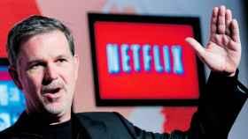 Reed Hastings, CEO de Netflix, en una imagen de archivo.