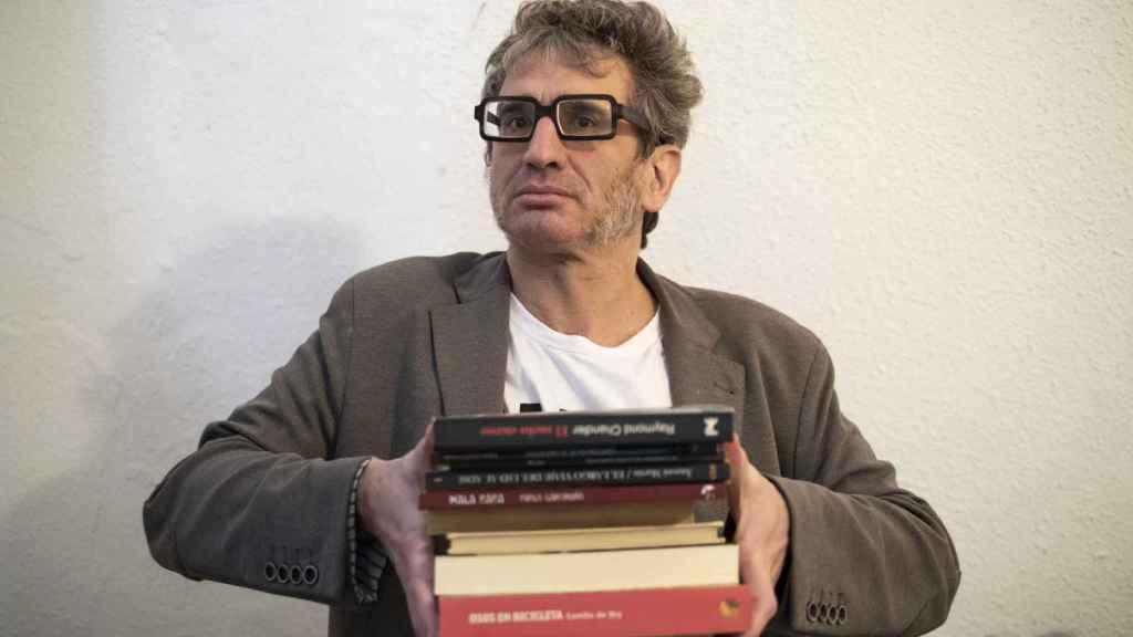Camilo de Ory, poeta-tuitero imputado por hacer chistes sobre Julen.