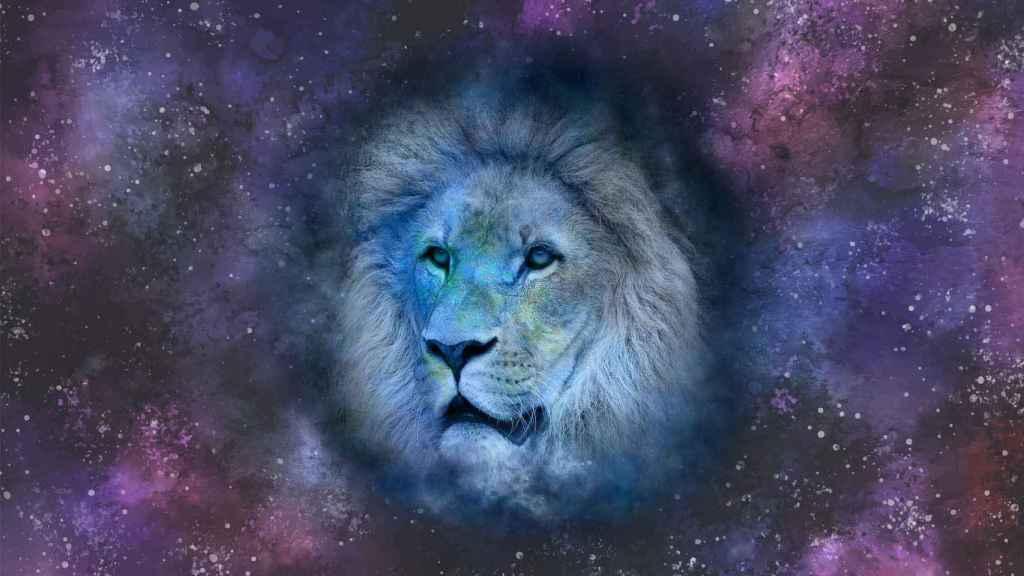 Signo del zodiaco Leo