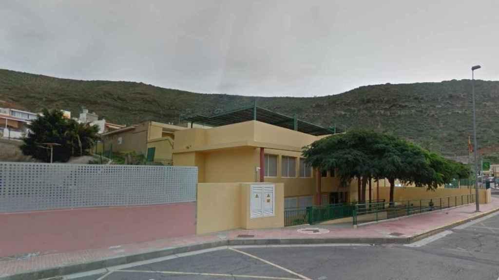 Cuartel de la Guardia Civil en Puerto Rico, Gran Canaria