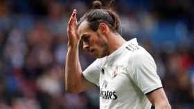 Bale se lamenta de una ocasión desaprovechada