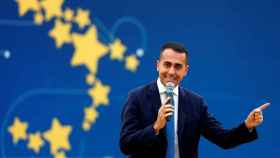 Luigi Di Maio, ministro de Exteriores de Italia.