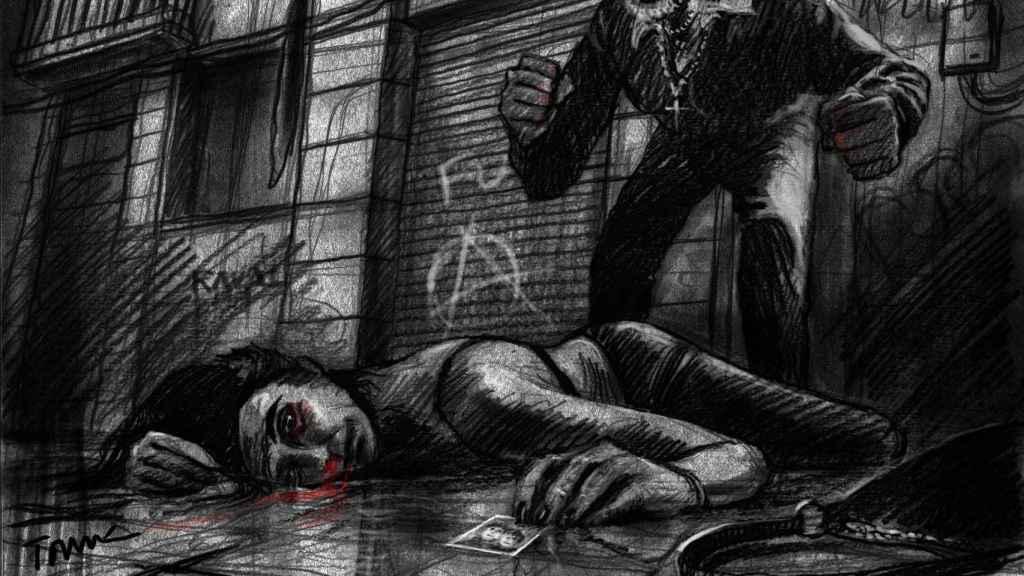 Lily matada a palos por su chulo en el Raval era prostituida con sus hijos como rehenes en Rusia
