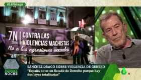 """Sánchez Dragó en 'LaSexta Noche': """"La Ley de Violencia de Género discrimina al varón"""""""