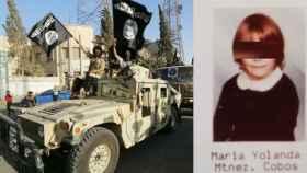 Yolanda Martínez, alumna de El Pilar, terminó en Siria con el Estado Islámico.