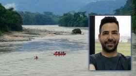 Manuel Tindador, gaditano de 31 años, se encuentra desaparecido en Ecuador desde el pasado viernes.