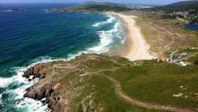 Playa de Doniños (Ferrol).