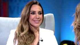 Mónica Naranjo en el plató de 'Viva la vida'.