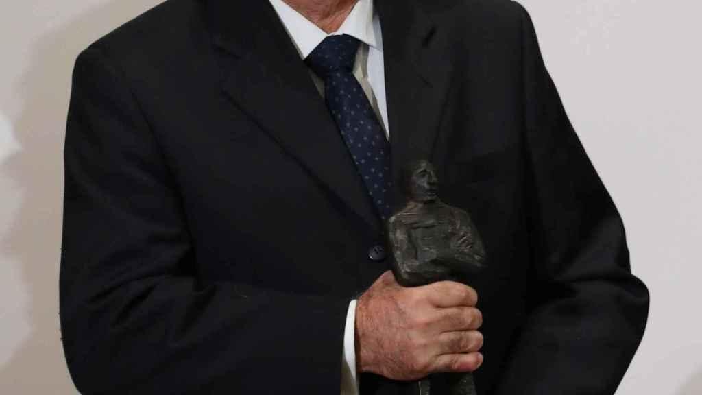 El prestigioso investigador español Mariano Barbacid.