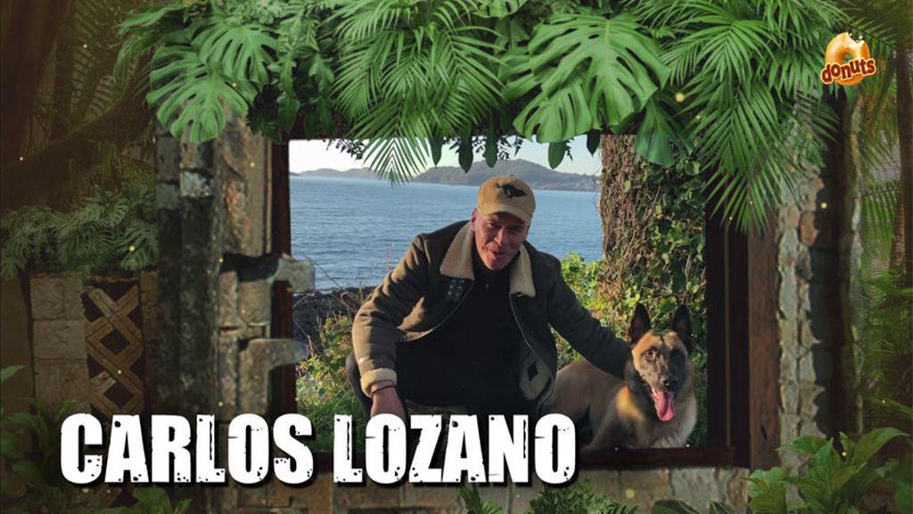 Carlos Lozano, cuarto participante confirmado para 'Supervivientes'.