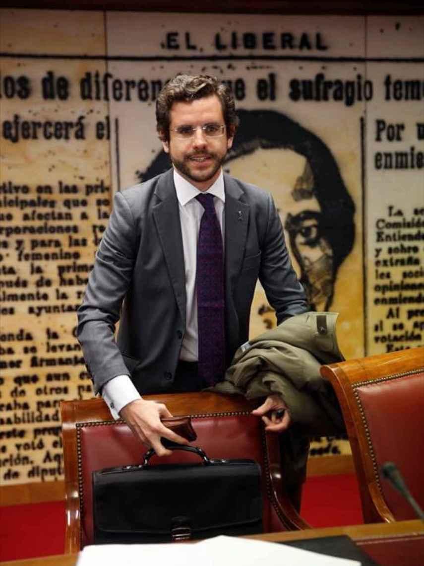 El abogado Eduardo Ranz.