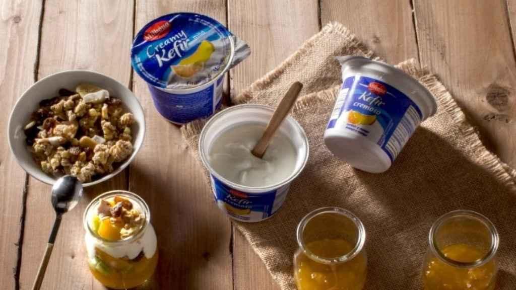 Kefir de Milbona. Foto: Lidl