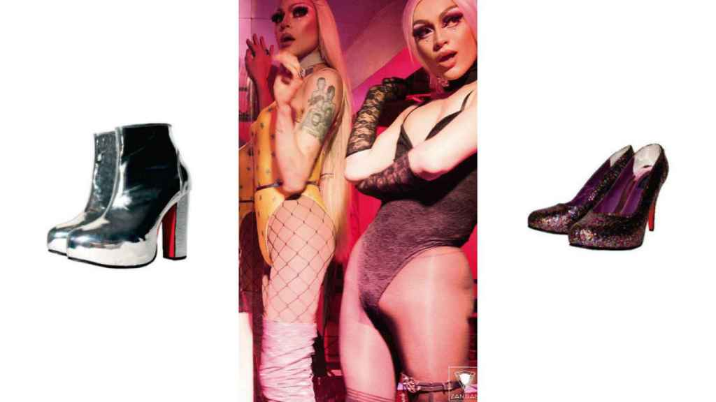 La marca zandan ha creado el calzado sin género.