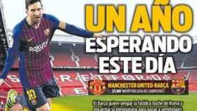 La portada del diario Sport (10/04/2019)