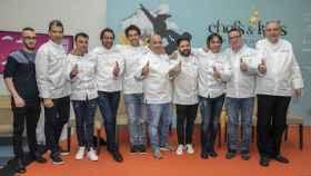 Chefs & Kids: 27 grandes chefs se unen en Marbella para cocinar una cena de gala benéfica
