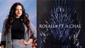 Rosalía participa en el disco oficial de la superproducción de HBO.