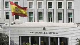 El Ministerio de Defensa en Madrid.