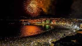 Fiestas de la noche de San Juan (Las Palmas).