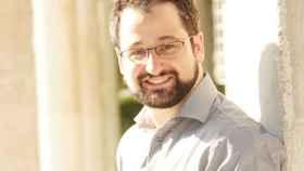 El dietista-nutricionista Daniel Ursúa.