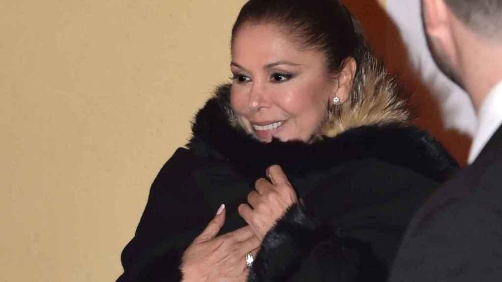 Isabel Pantoja en imagen de archivo.