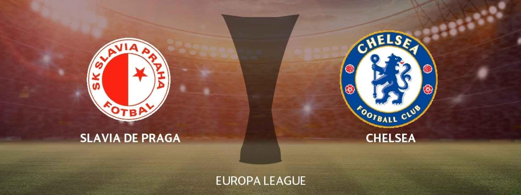 Slavia de Praga - Chelsea