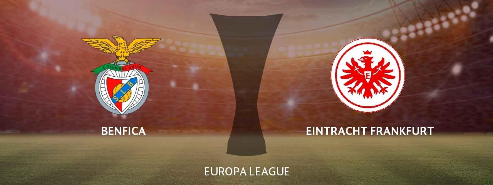 Benfica - Eintracht Frankfurt