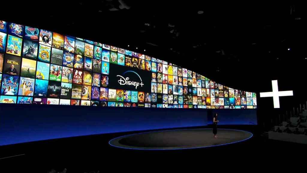 Un vistazo al apabullante catálogo de Disney.