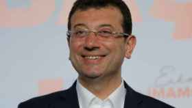 Ekrem Imamoglu, el nuevo alcalde de Estambul.