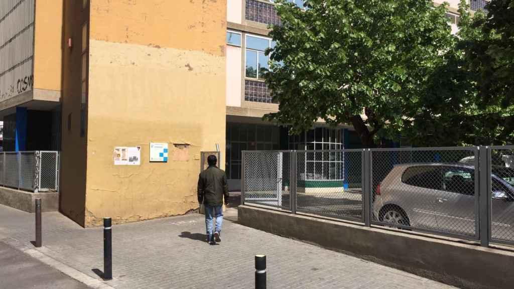 El CAP Raval Nord es tal vez el centro más especializado de España en cuestión de shabú