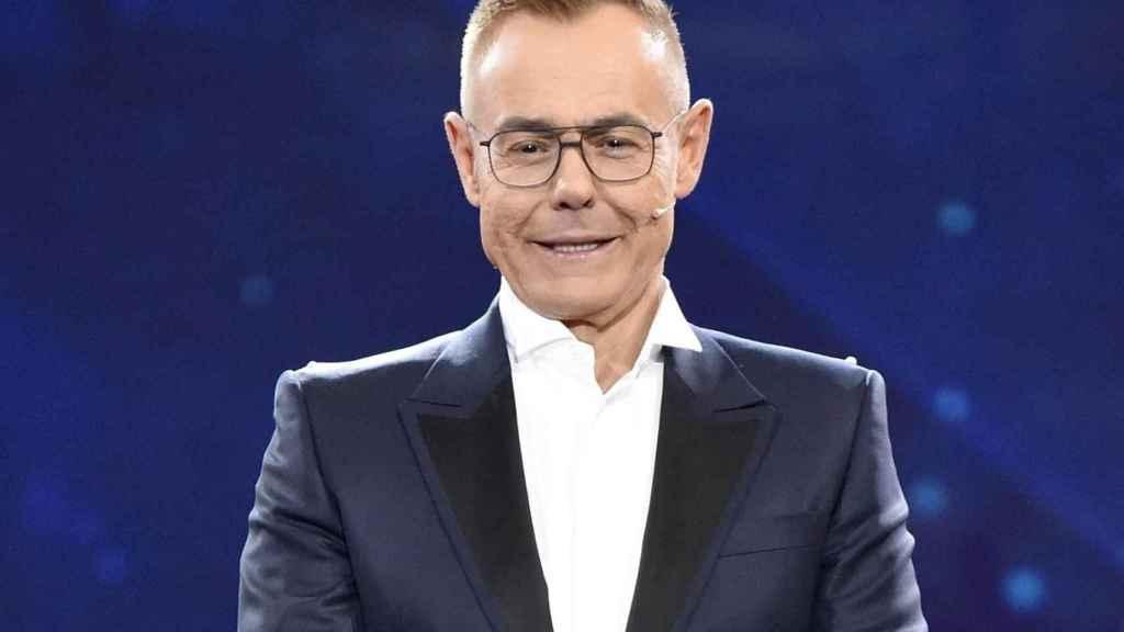 Jordi González hizo alusión a los bajos datos de audiencia que consiguió 'La Voz', en comparación con el 'reality'.