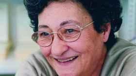 La poeta Francisca Aguirre.