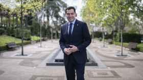 Juan Manuel Moreno Bonilla, presidente de la Junta de Andalucía.