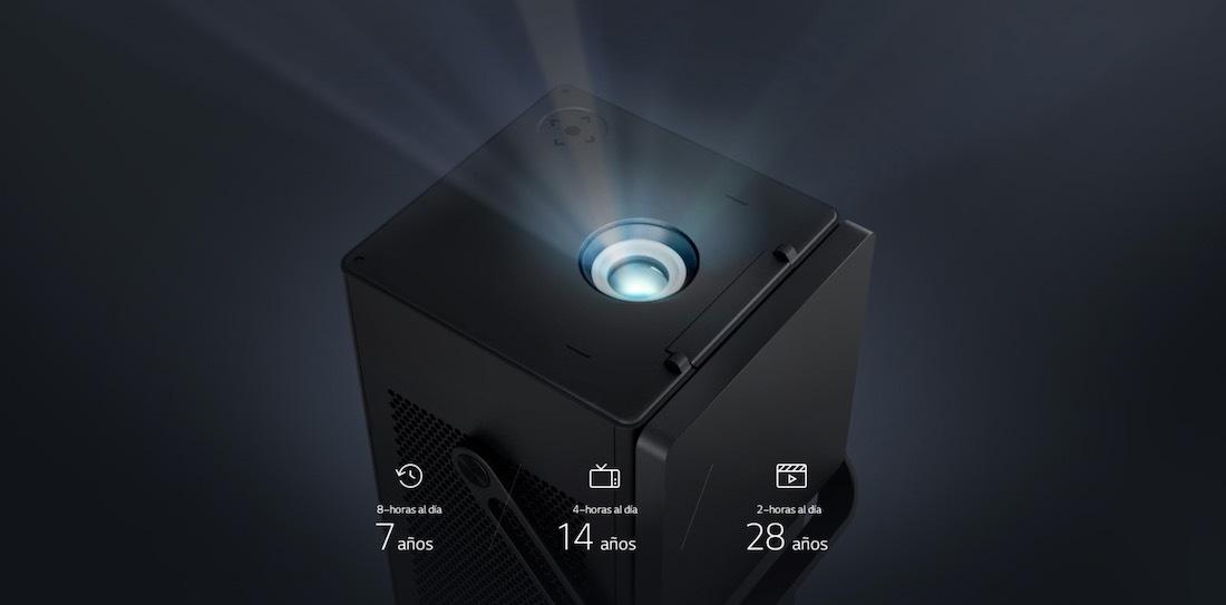 LG proyector 2