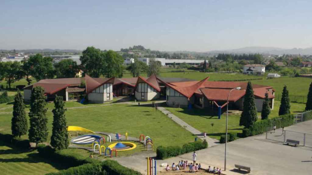 Colegio Meres (Siero)