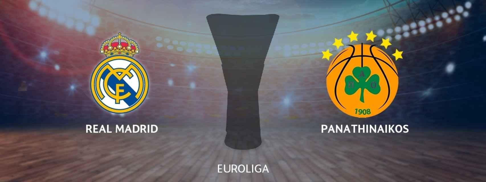 Real Madrid - Panathinaikos