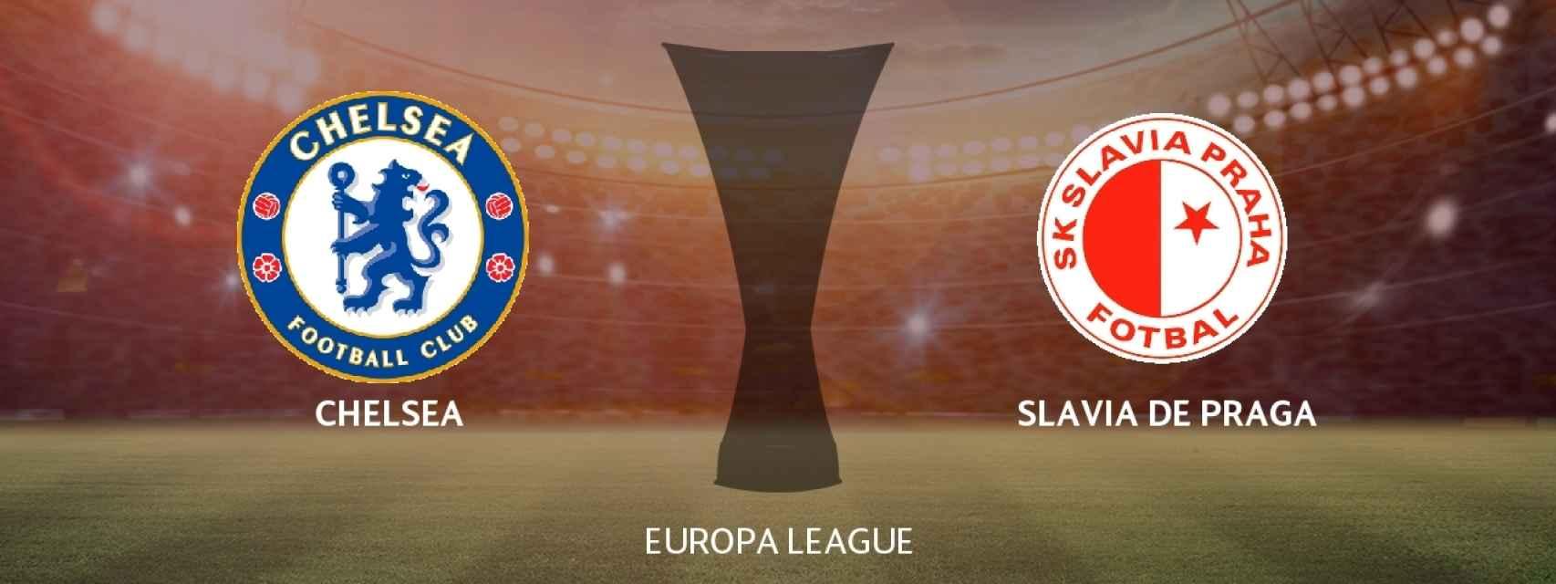 Chelsea - Slavia de Praga
