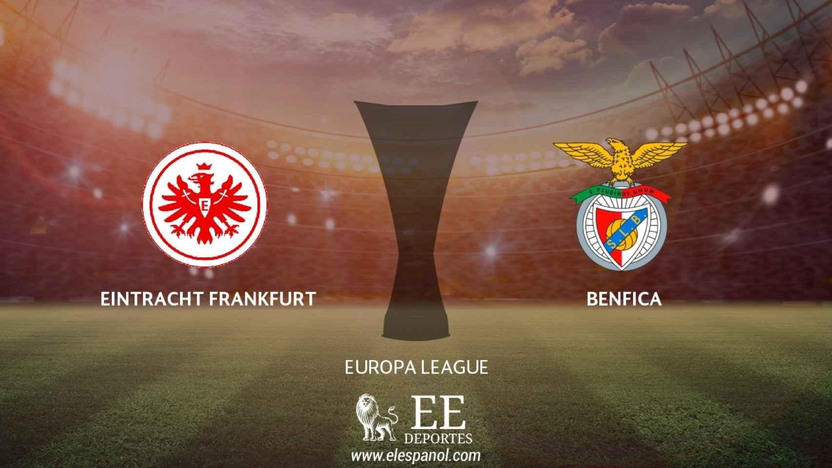 Eintracht Frankfurt - Benfica
