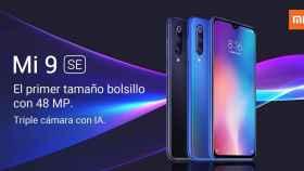 El Xiaomi Mi 9 SE se pondrá a la venta en España mañana