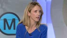 Cayetana Álvarez de Toledo, cabeza de lista del PP por Barcelona.