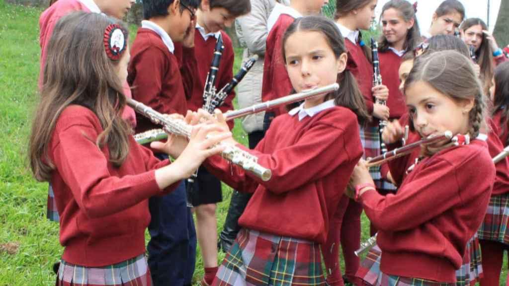 Colegio Obradoiro (A Coruña)
