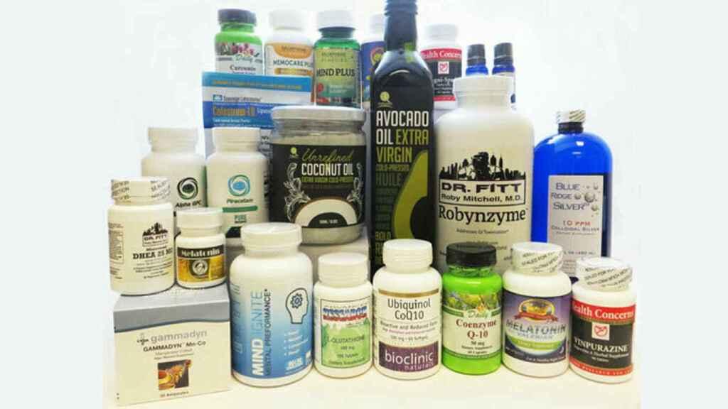 Las vitaminas de bote pueden ser perjudiciales para la salud.