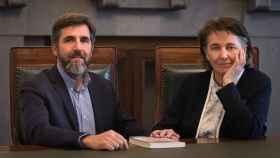 El psicólogo Jesús Jiménez Cascallana y la psicoterapeuta María Ibáñez Goicoechea