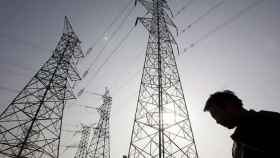 Torres de electricidad, en una imagen de archivo.
