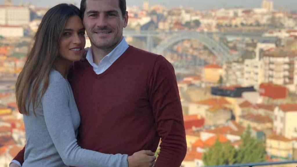 Sara Carbonero e Iker Casillas Foto: Instagram (@ikercasillas)