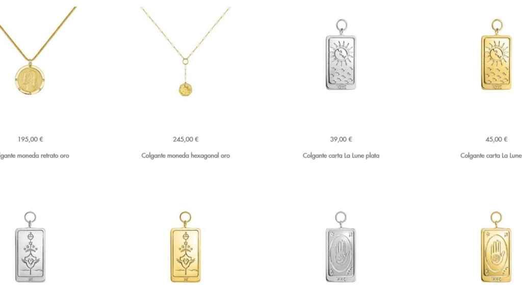 Algunas de las piezas de la colección 'Esoteric' de Aristocrazy.