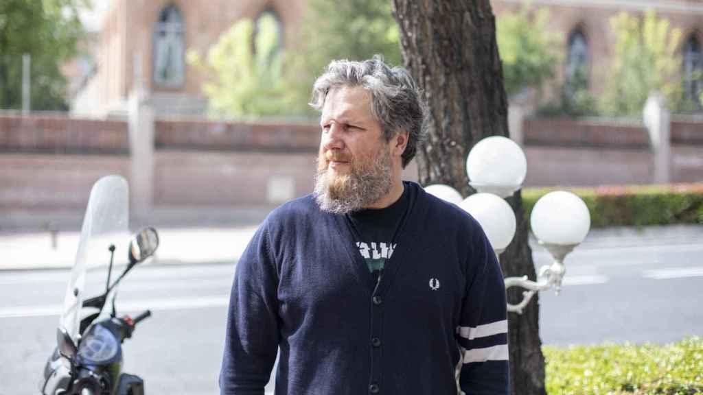 El periodista y columnista de 'El Mundo' David Gistau.