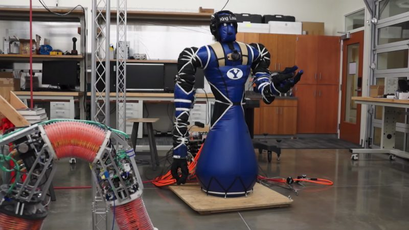 robot inflable 5