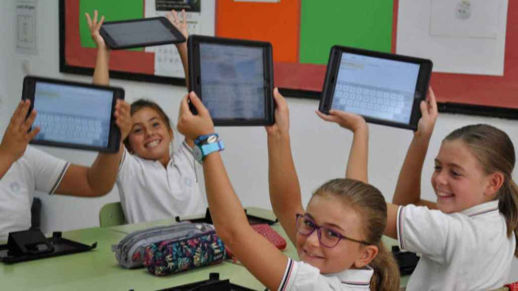 Colegio El Tomillar-Puertapalma (Badajoz)