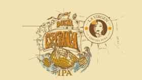 Vuelve la cerveza de La Virgen que se hace como en el siglo XVIII
